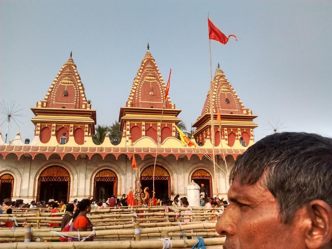 Kapil Munir Mandir Gangasagar