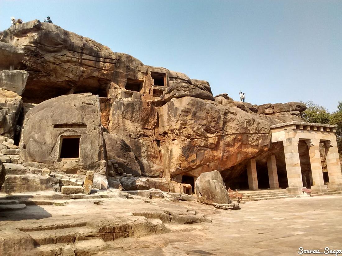 Khandagiri and Udaygiri Caves