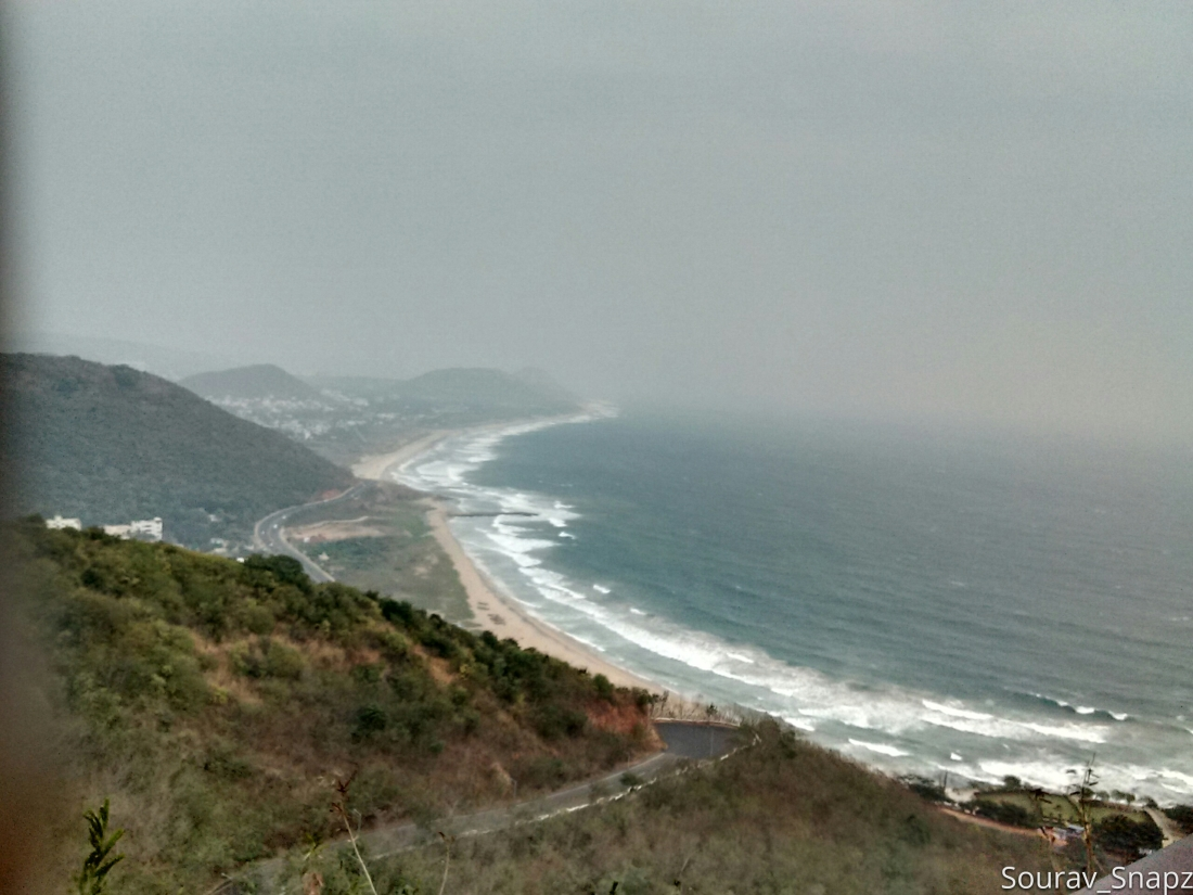 Titanic View Point Visakhapatnam