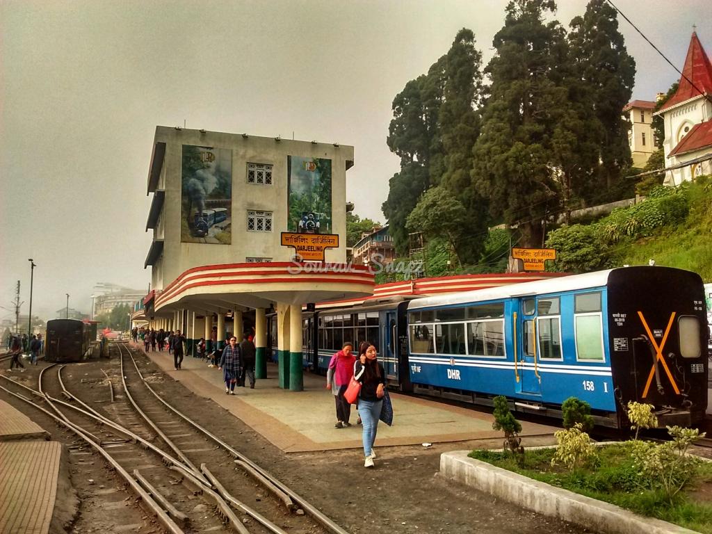 Darjeeling Railway Station