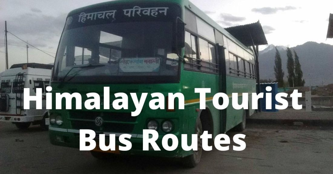 Himalayan Tourist Bus Routes